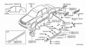 2015 Nissan Altima Undercarriage Parts Diagram  Nissan