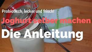 Joghurt Mit Früchten Selber Machen : joghurt selber machen mit joghurtbereiter probiotischen ~ Watch28wear.com Haus und Dekorationen