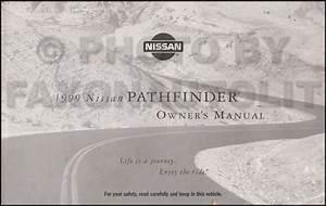 1999 Nissan Pathfinder Repair Shop Manual Original 2