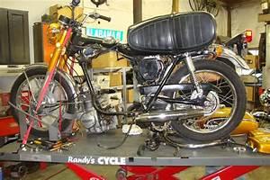 Randy U0026 39 S Cycle Service  U0026 Restoration  1971 Honda Cb350