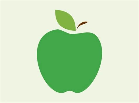 apple icon vector apple icon vector ai pdf free graphics