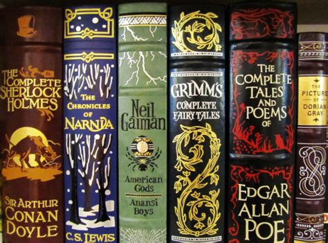 These Barnes And Noble Leatherbound Classics Are Seriously