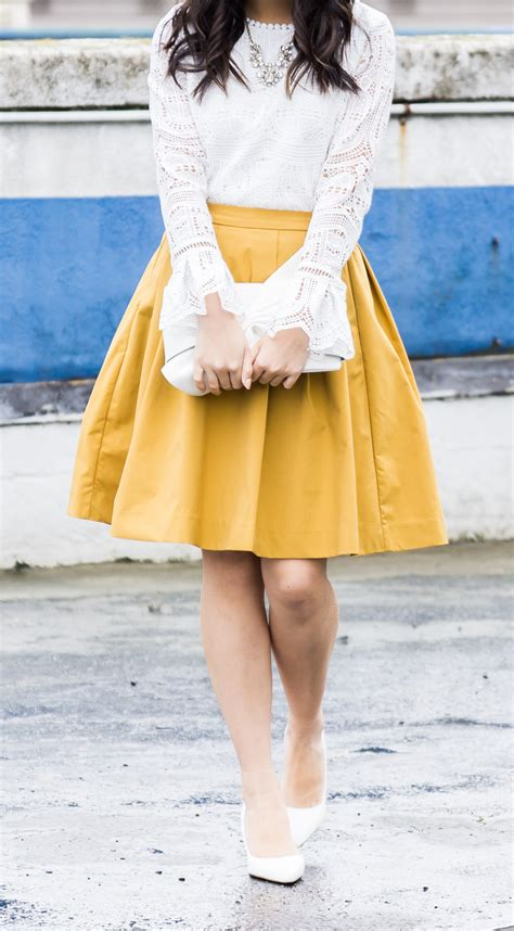 How To Wear Yellow For Your Skin Tone   Just A Tina Bit