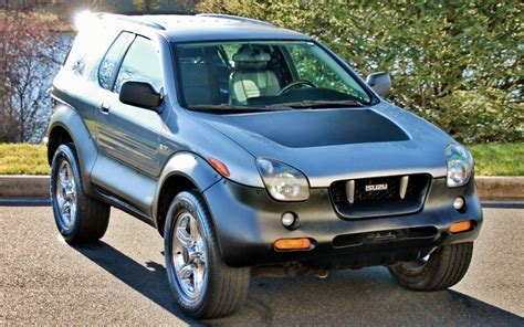2001 Isuzu Vehicross by Future Collectible 2001 Isuzu Vehicross