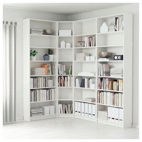 ikea white bookshelf billy bookcase white 215 135x237x28 cm ikea