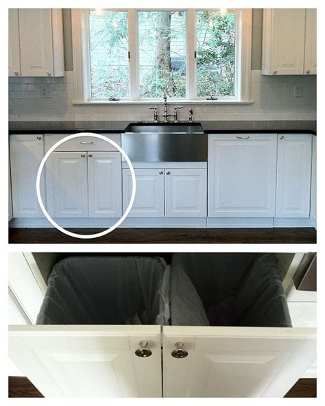 17 best ideas about kitchen trash cans on pinterest anna