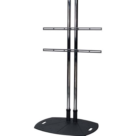 Floor And Stand Combo by Premier Mounts Tl72 Ufa Floor Stand Combination Tl72 Ufa B H