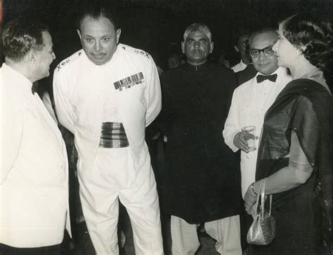 Filemr And Mrs S N Bakar With General  Ee  Ayub Ee    Ee  Khan Ee   And Mr