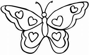 Dessin Facile Papillon : coloriage dessiner papillon facile ~ Melissatoandfro.com Idées de Décoration