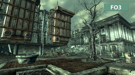 fallout   fallout  graphics comparison screenshots