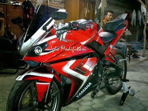 Modivikasi R15 by New Vixion Modifikasi Fairing R15 Thecitycyclist