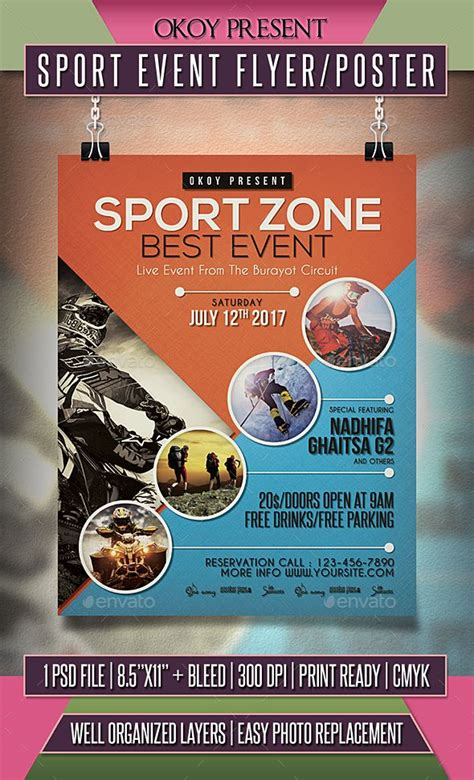 Our free collection of 1500+ best flyer design templates is practically endless. Pin by Maria Alena on Flyer | Event poster design, Event poster template, Event flyers