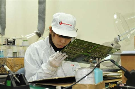 Full Turnkey Printed Circuit Board Assembly Services