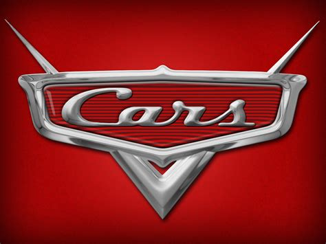 Disney Pixar Cars Logo, Disney