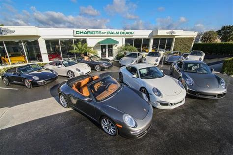 Car Dealers In Fl by Chariots Of Palm West Palm Fl 33409 6418