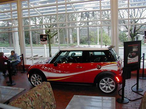wraps vinyl graphics custom wrap mini vehicle cooper digital cars autotize business today seattle