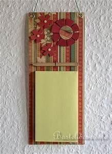 Zettelhalter Selber Basteln : basteln mit papier praktischer zetterhalter oder notizhalter ~ Lizthompson.info Haus und Dekorationen