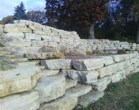 retaining wall gravel exquisite scapes