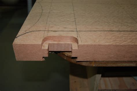 Maloof Rocking Chair Joints by Maloof Chair Joint