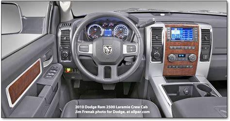 2010 2012 Dodge Ram 2500/3500 Heavy Duty pickup trucks