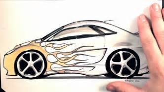 Cool Easy Drawings to Draw Car