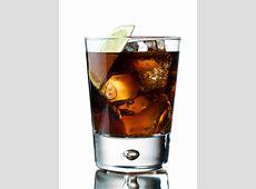 Whiskey Cola Rezept für einen alkoholischen Cocktail