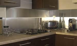 plaque pour recouvrir carrelage mural cuisine maison With recouvrir carrelage mural cuisine