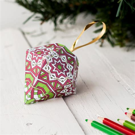 free christmas ornaments free ornament template clark coloring book artist and designer
