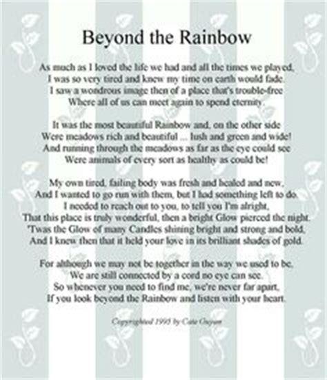 rainbow bridge  memories  pinterest  rainbow