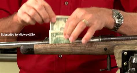 midwayusa gunsmithing glass bedding  rifle stock