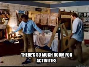 theres so much room for activities step brothers bunk