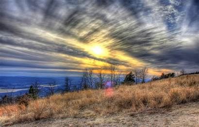 Arkansas Magazine Sunset Park State Mount Rving