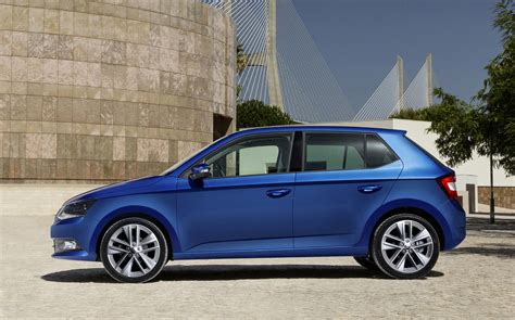 skoda fabia hatchback review parkers