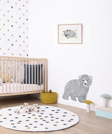 muursticker kinderkamer xl bear lilipinso babykamer