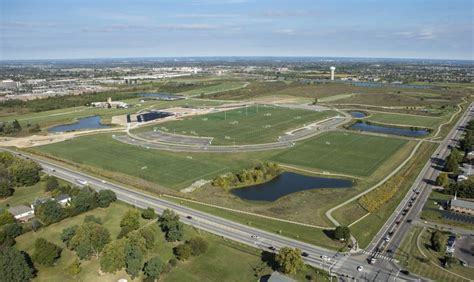 Voice Of America by Voice Of America Park Phase Ii Bayer Becker Civil