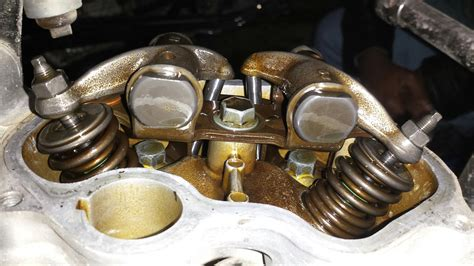 Valve Clearance Or Tappet Setting Of Cg125