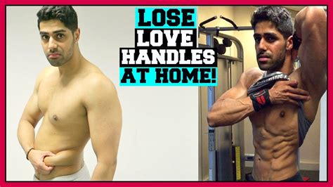 lose love handles  home fast workout diet