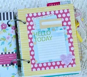 DebbySchuhClasses: Today Journal Album