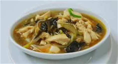 cuisiner les pousses de bambou le poulet aux chignons noirs et pousses de bambous