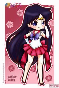 Sailor Moon Super S - Sailor Mars by Akage-no-Hime on ...