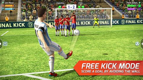 Final Kick Online Football Android Apps On Google Play
