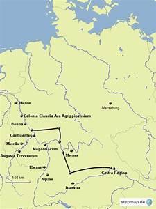 Schönsten Städte Deutschland : limesverlauf deutschland karte my blog ~ Frokenaadalensverden.com Haus und Dekorationen