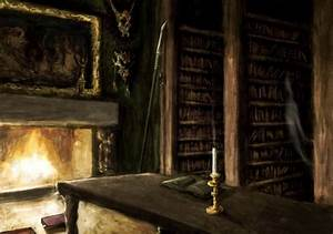 The Haunted Library | Pinterest | Hogwarts, The o'jays and ...