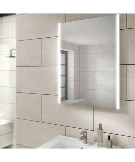 hib zircon led illuminated bathroom mirror   mm