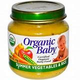 Organic Baby Food promo codes