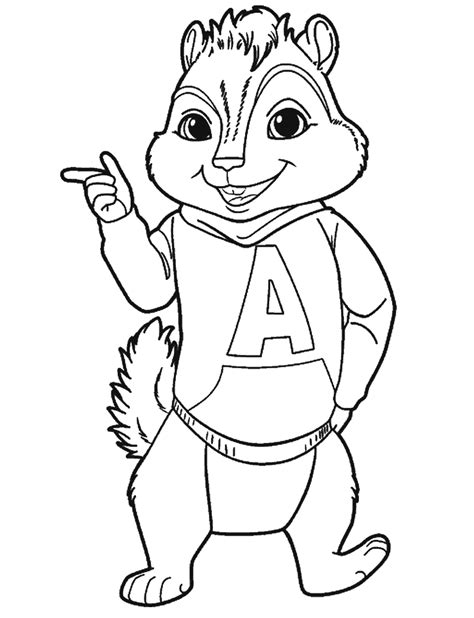 coloring websites 7 awesome alvin and the chipmunks colouring page websites