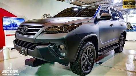 kimv series toyota fortuner suv special model