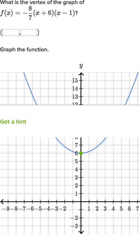 Collection Of Graphing Quadratic Functions Review Worksheet Answers  Download Them And Try To Solve