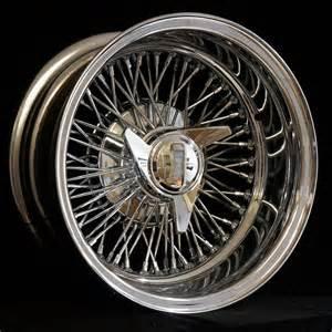 1 4 Inch 72 Spoke Wire Wheels for Sale