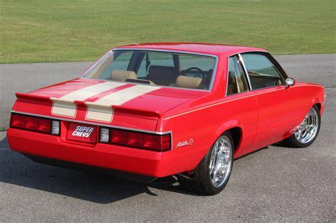 Chevy Malibu Horsepower by 1979 Chevrolet Malibu Ss Gets A 505 Horsepower Ls7 Transplant